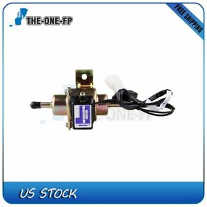 Electric Low Pressure Gas Diesel Fuel Pump 1 4 Tubing 3 5 Psi Ep5000