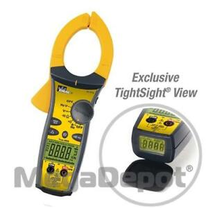 Ideal 61 775 760 Series Tightsight Clamp Meter