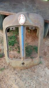 Nose For A Fordson Dexta