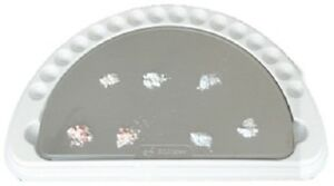 Porcelain Mixing Trays Model 009 Single Large Tray Besqual Dental Lab