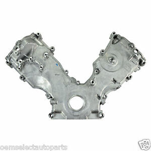 Oem New 97 04 Ford F series E 250 Van Engine Timing Gear Cover 5 4l 6 8l V8 2v