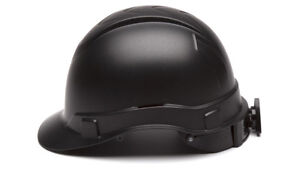 Construction Hard Hat Safety Ridgeline Helmet W Ratchet Suspension One Size New