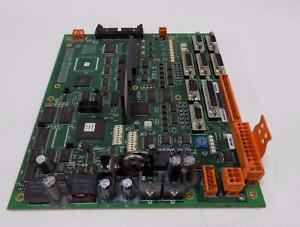 Sepro robotique Circuit Board Carte Cpu G4