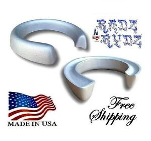 1994 2017 Dodge Ram 1500 2wd 2 Lift Kit Coil Spacers Leveling Kit