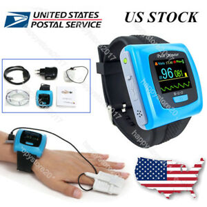 Cms50f Wrist Pulse Oximeter Fingertip Spo2 Pr Sleep Monitor pc Software Usb Spo2