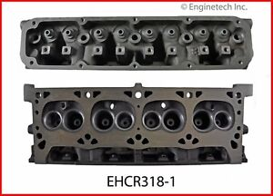 Bare Cylinder Head Fits 1992 2003 Dodge Jeep 318 5 2l 360 5 9l V8 Magnum 62cc