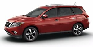 Painted Body Side Moldings Trim Mouldings For Nissan Pathfinder 2013 2019