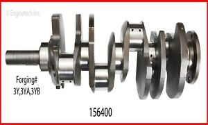 Crankshaft W Bearings Fits 1984 1997 Ford Bbf 460 7 5l Ohv V8 Truck Suv