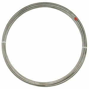 3 16 Inch Brake Line Tubing Roll 25 Foot Stainless
