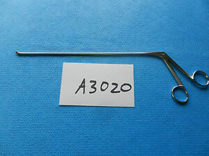 Pilling Surgical Ent Bronchial 4mm Angular Jackson Cup Forceps 50 5104