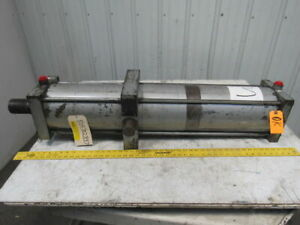 Milwaukee C 14167 Pneumatic Air Tie Rod Cylinder 8 Bore 37 Stroke