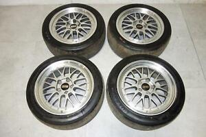 Jdm Bbs Lm Lm222 Rims Wheels Mags 18x8 5 5x120 47 Offset Made In Japan Rare