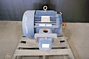 Marathon Electric 60hp 3550 Rpm 364ts 230 460v Epfc Motor
