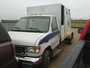 1999 Ford E350sd Van Automatic Transmission