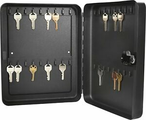 Key Cabinet Combination Lock Box Security Wall Mount Storage Organize Office Hot