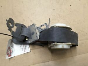 1997 Sunfire Front Seat Belts 120421