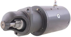 New 6 Volt Starter For 1949 1955 Dodge Plymouth Mch6101 Mch6201 Mch6205