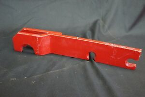 Ih Mccormick Farmall Super A 151 2 Pan Disc Turning Plow Right Mounting Bracket