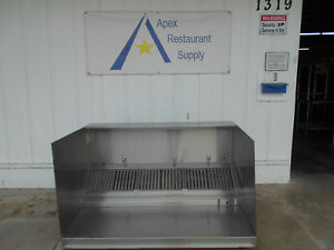 61 Halton Vent Hood For Food Truck Trailer 2571