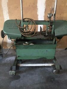 W f Wells And Sons 9 Metal Saw model W