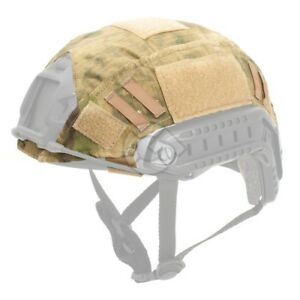 A-Tacs FG Tactical Combat Military Helmet Cover for OPS-CORE Fast PJ MH Type