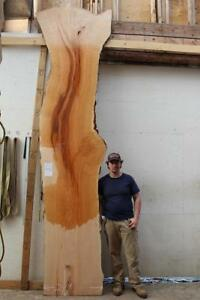 Conference Table Top 13 Live Edge Wood Slab Diy Custom Tabletop Cherry 5063a7