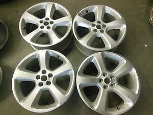 Set Of 4 Factory Chevrolet Trax Wheels Rims 2015 2016 18 Factory Chevy 5679