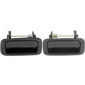 New Exterior Door Handle Set For Toyota Land Cruiser 1991 1997