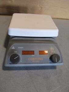 Oem Corning Laboratory Stirrer hot Plate Model Pc 420d