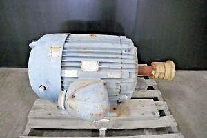 Us Electrical Motors 100 Hp 1780 Rpm 405t 460v Tefc Motor