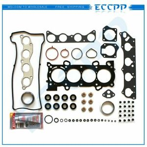 Fits 07 11 Honda Element Accord Cr V Acura Tsx Head Gasket Set 2 4l L4 Dohc