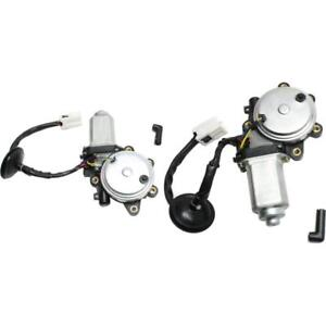 New Power Window Motor And Regulator Assembly Set For Nissan 350z 2003 2009