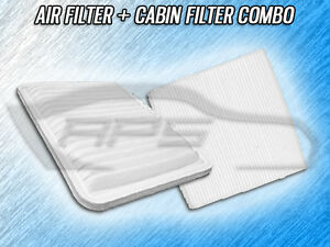 Air Filter Cabin Filter Combo For 2006 2017 Toyota Tacoma 2 7l Only