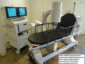 Stryker 1080 Fluoroscopy And Endoscopy Stretcher Gurney For Sale