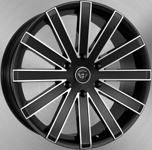 28 Inch Gima 7 Bme Wheels And Tires 08 Ford F150 Navigator Expedition Mark Lt