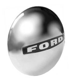 1948 56 Ford Truck 9 Stainless Hub Cap 2j 1130 a