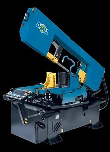 Doall Ds 500sa Dual miter Semi automatic Band Saw