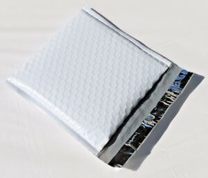 2000 Hardshell 7 5x10 dvd Tuff Poly Bubble Mailers Self Seal Honeycombs Dimples