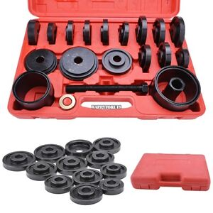 Brand New Universal Front Rear Hub Wheel Bearing Puller Remover Kit Car Tools