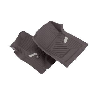 Oem Chevrolet Silverado Front All Weather Floor Mats New Cocoa Brown