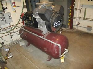 Atlas Copco Single Stage Reciprocating Compressor Le 9n 10hp 145psi 230 460v