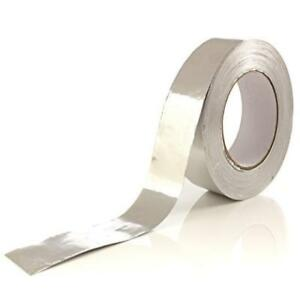 Aluminum Foil Tape 1 9 X 150 Feet 3 4 Mil Good For Hvac Ducts And Conformable
