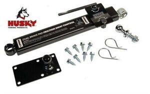 34715 Husky Deluxe Friction Sway Control Rv Trailer Right Hand New With Warranty