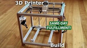 Hypercube 3d Printer T slot Aluminum Frame 2020 Extrusions made In Japan