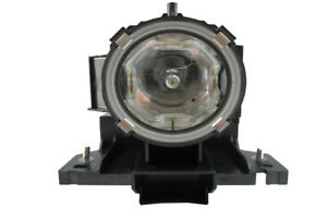 Oem Bulb With Housing For Hitachi Mvp t50 Projector With 180 Day Warranty