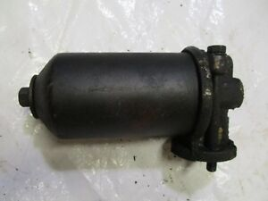 Fordson Super Dexta Tractor Oil Filter Assembly