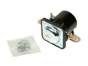 New Snow Plow Motor Control Solenoid For Buyers Sam 1306070 Snowplow Blade 15370
