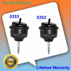 Front L r Enigne Motor Mount 07 08 For Chrysler Pacifica 2pcs a5353hy M648