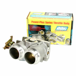 Bbk 3503 Throttle Body Tb Twin 61mm Ford F 150 F 250 F 350 Pickup Rv 5 0l 5 8l