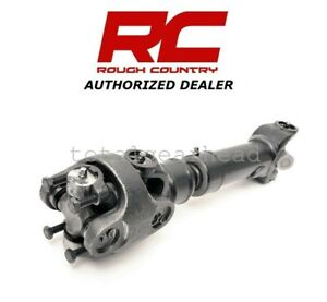 1984 2001 Jeep Xj Cherokee 4wd Rcx Rear Cv Drive Shaft 4 6 Lift 5076 1